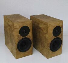 1 Paar High End Kompakt Lautsprecher * Scan Speak Bestückung mit Rechnung