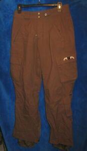 Burton Ski/Snowboard pants sz XS Nylon shell (29 x 29) pre-owned unisex