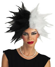 Disneys Cruella De Vil Deluxe Wig for Costume
