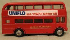 Vintage 1980s Budgie Diecast Routemaster Doubledecker Bus, NIB, 1:50 Scale