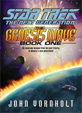 The Genesis Wave: Bk.1 (Star Trek: The Next Generation),John V ,.9780743411806