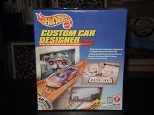 HOT WHEELS CUSTOM CAR DESIGNER MATTEL 1997