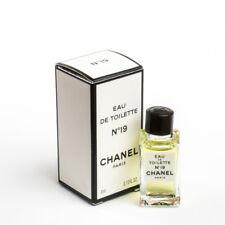 Chanel No 19 Eau de Toilette Miniature Perfume Bottle Mini EdT No19 No.