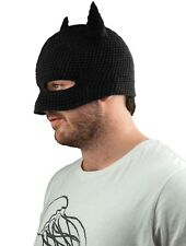BATMAN - Batman Cowl Knit Beanie (Ikon Collectables) #NEW