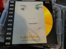 "Sinead O'Connor 'The Value Of Ignorance' 1989 EU 12"" CD Video/Laser Disc -PAL-"