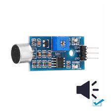 For Arduino High Sensitivity Microphone Sensor Sound Detecte Voice switch Module