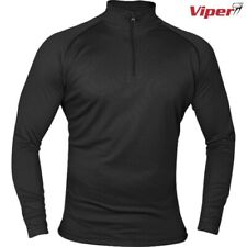 Viper Tactical Mesh-tech Armour Top Base Layer Stretch Fit Airsoft Outdoor Shirt X/large Black