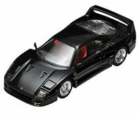 Tomica Limited Vintage Neo 1/64 TLV-NEO Ferrari F40 black (the manufacturer firs
