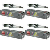 4X NGK Laser Iridium Premium Zündkerze 4912 Typ ILKAR7B11 Zünd Kerze