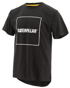 Caterpillar T-Shirt - Drop Tail - CAT - 100% Cotton - Shirt - Clothes