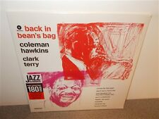 * Coleman Hawkins / Clark Terry .Back in Bean's Bag .180 Gr. New Sealed Jazz .LP