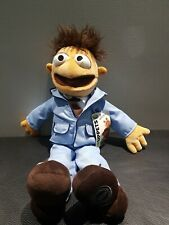 "Disney Store The Muppets Walter 17"" soft plush toy stamped RARE New"