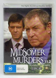 Midsomer Murders Season 11.2 *Includes Bonus 2008 Christmas Special DVD Like New