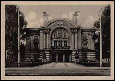 THORN Toruń - Das Theater - s/w-AK