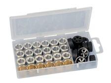 Vespa ET2 50 00- 5.5 - 7.0g Polini HQ Variator Roller Adjustment Set 19x15.5mm