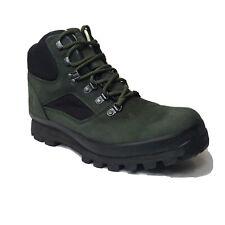 BRASHER Fellmaster Gore-tex Men's UK Size 9 Olive Green Suede Walking Boots