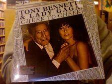 Tony Bennett and Lady Gaga Cheek to Cheek LP sealed vinyl