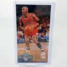 Michael Jordan 1993-94 Fleer NBA Jam Session #33 Basketball Oversize Card. 🏀 PO