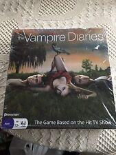 The Vampire Diaries Board Game Pressman 2010 Brand New Sealed RARE Find!