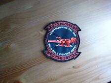 VF-114 Aardvarks Patch Bola Bola Derby 90 F-14 Tomcat Zott Nas Miramar CVW Navy