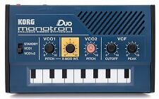 genuine KORG monotron DUO palm-sized synthesizer authentic from Japan NEW