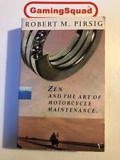 Zen and the Art of Motorcycle Maintenance, Robert Pirsig PB Book