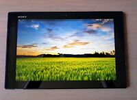 Sony Xperia Tablet Z - SGP321- WI-FI + 4G/LTE 16GB - Android Tablet - FREE P&P