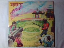 TODD RUNDGREN'S UTOPIA Another live lp USA ELECTRIC LIGHT ORCHESTRA