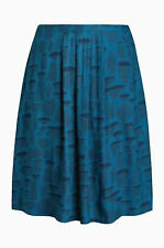 Gonne e minigonne da donna casual lunghezza al ginocchio misto cotone