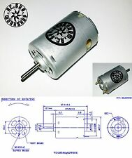 Rc Submarine - Johnson Hk 380 Motor x1pc Dc3v - 12v ( Dc12v / 29326Rpm / 0.80 )