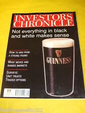 INVESTORS CHRONICLE - GUINNESS - JULY 18 1997