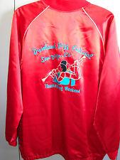 Dixieland Jazz Festival San Diego Satin Jacket Xxl/Nice