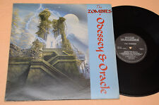 THE ZOMBIES LP ODESSY AND ORACLE UK PRESS 1986 AUDIOFILI TOP EX++ COME NUOVO