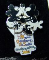 Disney Pin Mickey Minnie Magical Gatherings of Pin Traders Family Pin Gathering