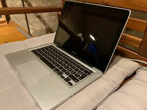 "MacBook Pro 13"" Intel Core i7 2,9 Ghz SSD Samsung 500 Go Ram 8 Go"