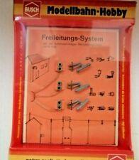 15)Busch HO 5521 Freileitungs-System / kpl. origi. - techn. ok