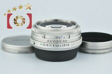 Excellent-!! PENTAX SMC FA 43mm f/1.9 Limited Silver