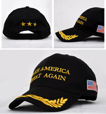 Collectibles Make America Great Again Hat Donald Trump Republican Cap Black New