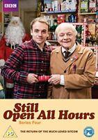 Still Open All Hours - Series 4 [DVD] [2017][Region 2]