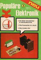 Diversos - Popular Electrónica, Enero/Febrero 1977 #B2008477
