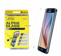 Otterbox CLEAR ALPHA GLASS for Samsung Galaxy iPhones LG Pixel Retail Package