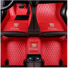 Suitable For Floor Mats Fit ATS CTS CT6 SRX XT5 XTS Waterproof Non-slip Carpets