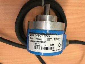 SICK Stegmann DRS60-A4K00500 Incremental ENCODER 500 lines 5V TTL