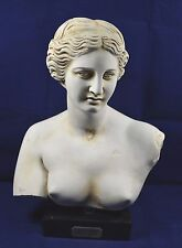 Aphrodite sculpture bust Venus Goddess of love great statue artifact