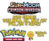 Pokemon TCG Sun & Moon Crimson Invasion Rare Holo, GX, Ultra Rare Cards Singles