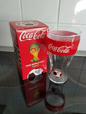 1 Glas Coca Cola Fifa World Cup 2014 Uruguay mit OVP