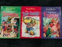 Enid Blyton BOOKS SET Friendly Folk -3 Books SET- enid blyton books collection