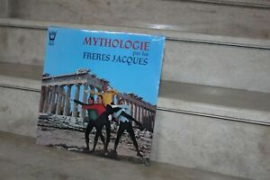 lp 33 t. Mythologie par les frères jacques (Arion 34515) scellé