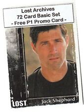 Lost Archives - 72 Card Basic/Base Set & Free P1 Promo Card - Rittenhouse 2010