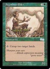 Argothian Elder x4 Urza's Saga MtG NM pack fresh